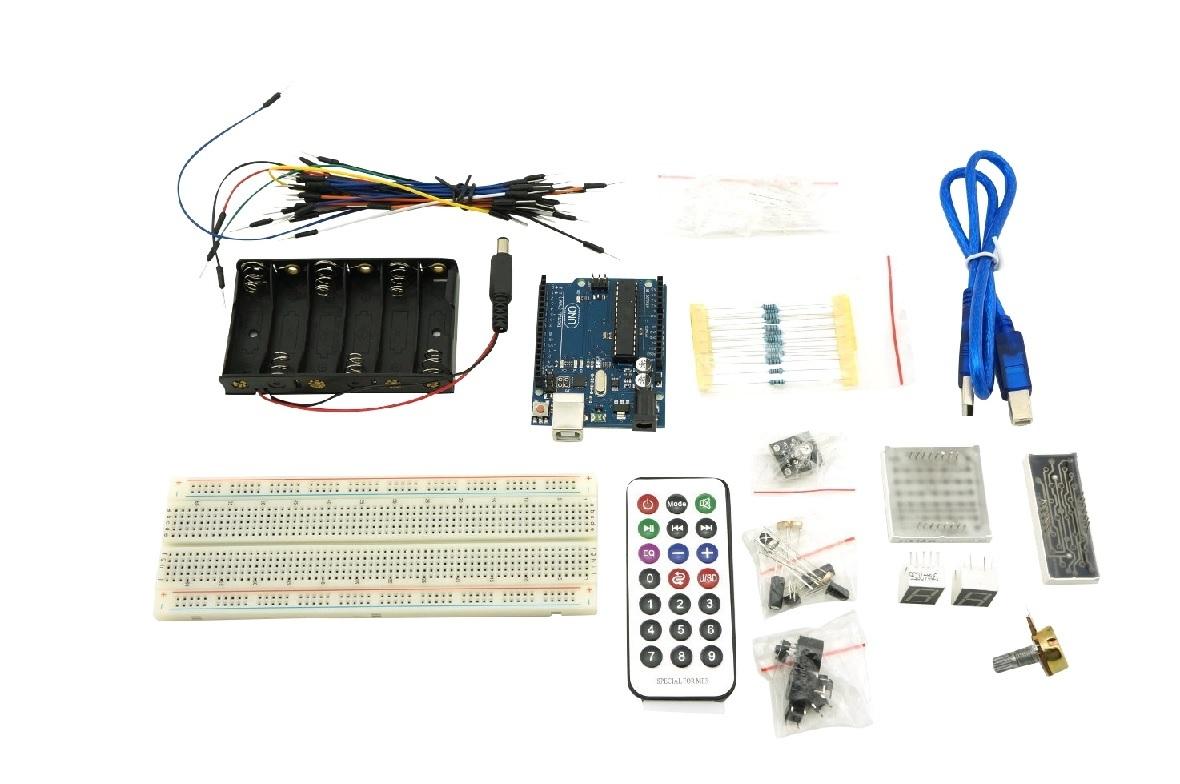 Buy arduino uno starter kit pack