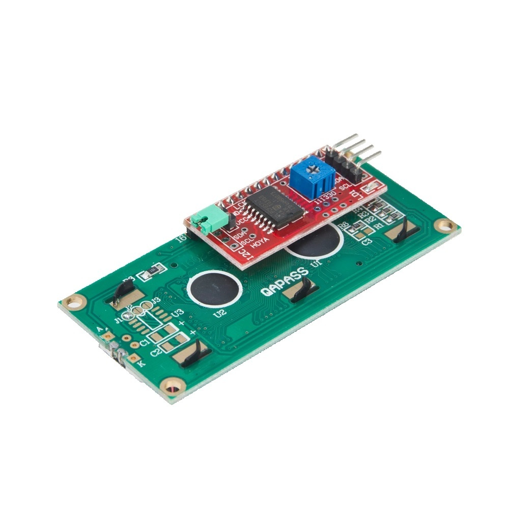 Arduino lcd display module with i c interface