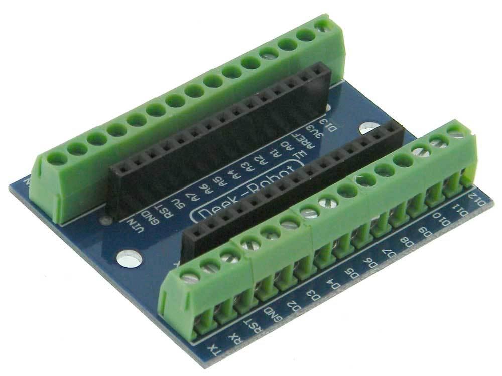 Arduino nano expansion io shield