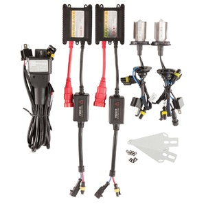 H4 High and Low HID Automotive Headlight Conversion Kit