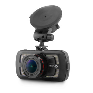 WQHD 1440p GPS Dash Camera Car Event Recorder