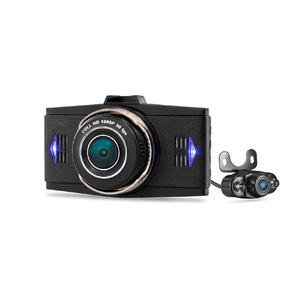 Dual HD Dash Camera Car Event Recorder