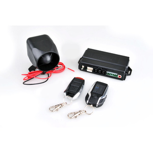 Long Range 2 Way Paging Car Alarm System Steelmate Ranger 5163