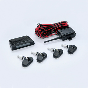 4 Wheel Internal Sensor Caravan and Trailer Tyre Pressure Monitor System TPMS Steelmate TP-V1