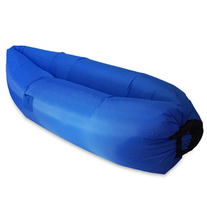 Inflatable Air Lounger with Carry Bag
