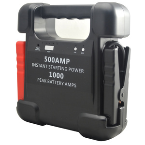 1000A 12V/24V Lithium Jump Starter/Power Bank