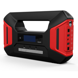 600A LiFePO4 Lithium Jump Starter with Air Tyre Inflator