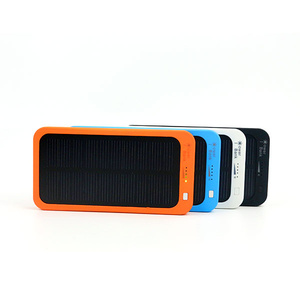 5,000mAh Solar Power Bank