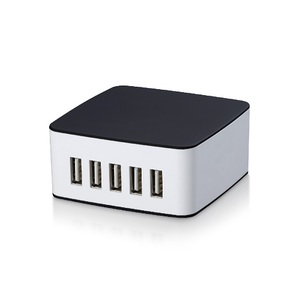 7.8A Five USB Port Mains Charger