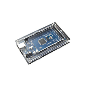 Arduino Mega Development Board with Transparent Acrylic Enclosure
