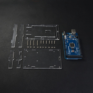 Transparent Acrylic Enclosure to suit Mega Development Board