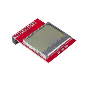 Raspberry Pi PCD8544 LCD Shield