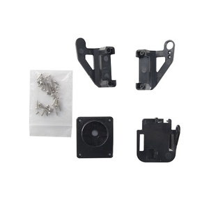 ABS Action Camera Bracket Mount suited for Arduino Projects