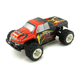 RC 4WD Truck 1:24th 2.4GHz Digital Propotion Control