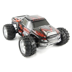 RC 4WD Off-Road Truck 1:18th 2.4GHz Digital Proportional WLtoys A979