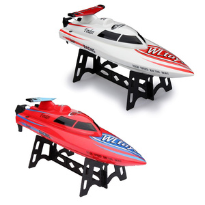 RC Mini Racing Boat 2.4GHz Digital Remote Controller