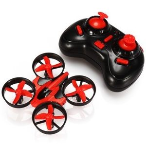 RC Micro Quadcopter Drone 2.4GHz 4 Channel 6 Axis Gyro Nihui NH-010