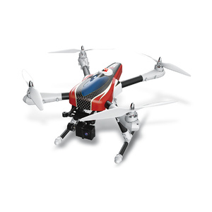 XK Aircam X500 GPS Drone with 1296P Action Camera and 2 Axis Gimbal Mount