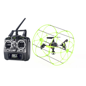 RC Mid-size Drone with Roll Cage Sky Walker 1306