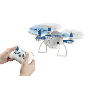 RC Mini Drone with 720p Camera Video Recorder Tech RC