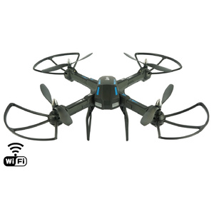 RC DIY Drone with 720p Wi-Fi FPV Camera