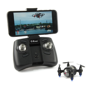 RC Micro Drone with Wi-Fi FPV Camera GTeng T906W