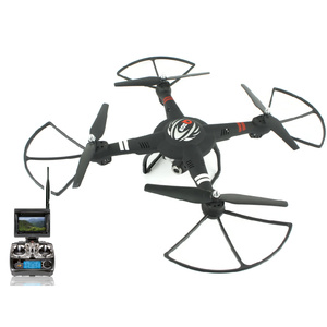 RC FPV Drone with 720p One Axis Gimbal Camera Recorder WLtoys Q303-A