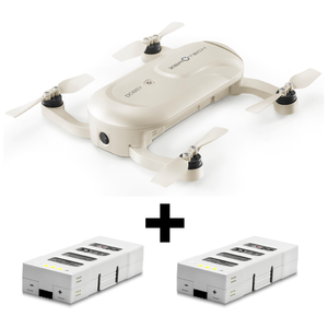 Dobby Compact Intelligent Pocket Selfie Drone with 2 Extra Batteries