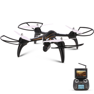 WL Toys Q393 RC FPV Drone with LCD Telemetry