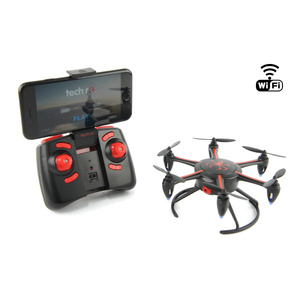 RC Mini Hexcopter Drone With Wi-Fi FPV Camera TR005W TECHRC