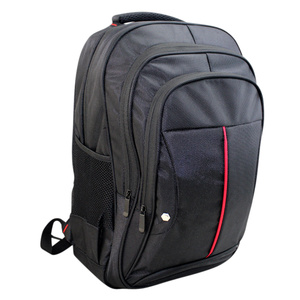 "15"" Laptop Backpack Bag - Black"