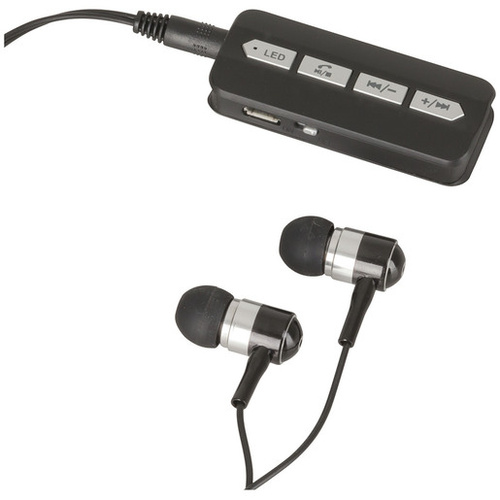 Bluetooth Audio Receiver with Earphones