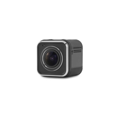 4K HD Mini Cube Action Sports Camera with WiFi and Waterproof Case and Accessories