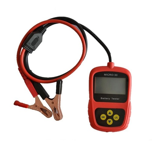 12V Auto Battery Tester and Analyser