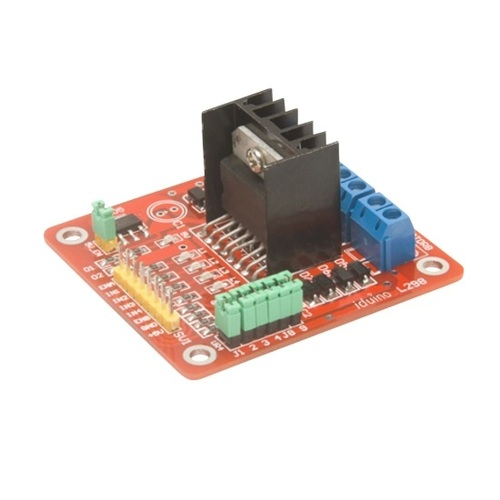 Arduino stepper motor controller module for Arduino controlled stepper motor