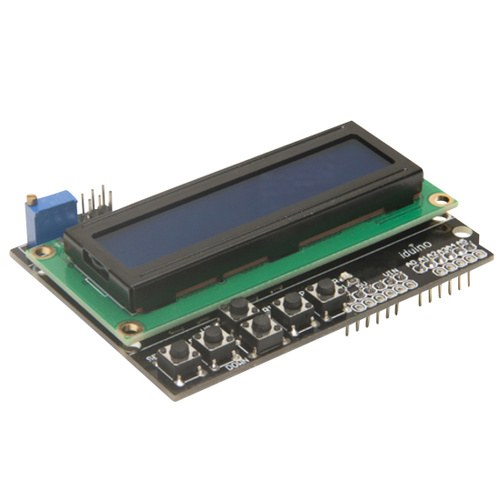 Arduino 2 x 16 LCD Display Controller Shield