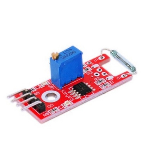 Arduino Magnetic Reed Switch Module