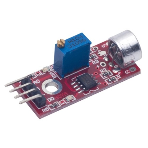 Arduino audio microphone module