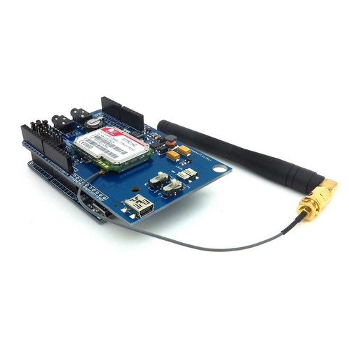 Arduino 3G GSM/GPRS Shield