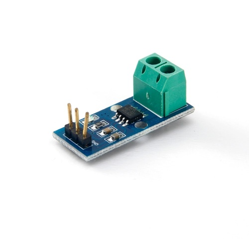 Arduino 5A Hall Current Sensor Module