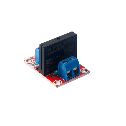 Single Pole/Channel Solid State Relay Module for Arudino