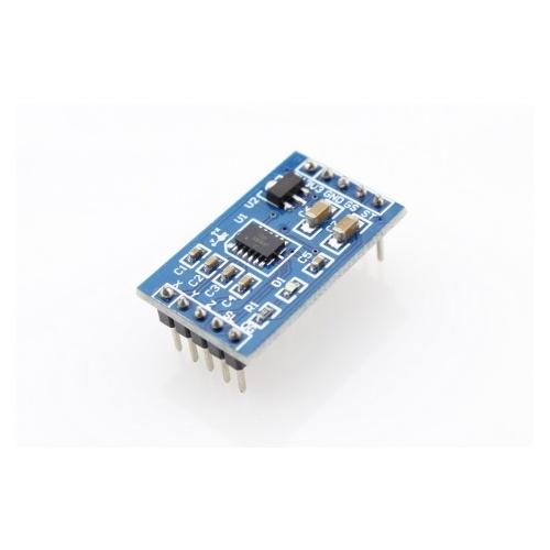 Arduino mma tilt sensor accelerometer module