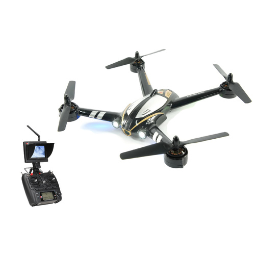 RC Racing Drone with 5.8GHz FPV Camera and Brushless Motor XK X252
