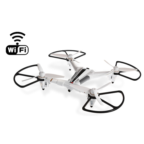 RC WiFi FPV Drone with 720P Camera and Optical Flow Positioning XK X300-W