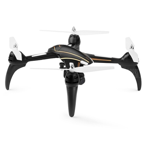 WL Toys Q393 RC Quadcopter Drone with 720P Camera Rocroder and LCD Telemetry