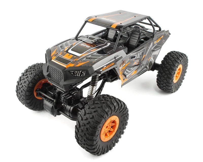 Rc 4wd Rock Climber Truck 1 18th 2 4ghz Digital Propotion