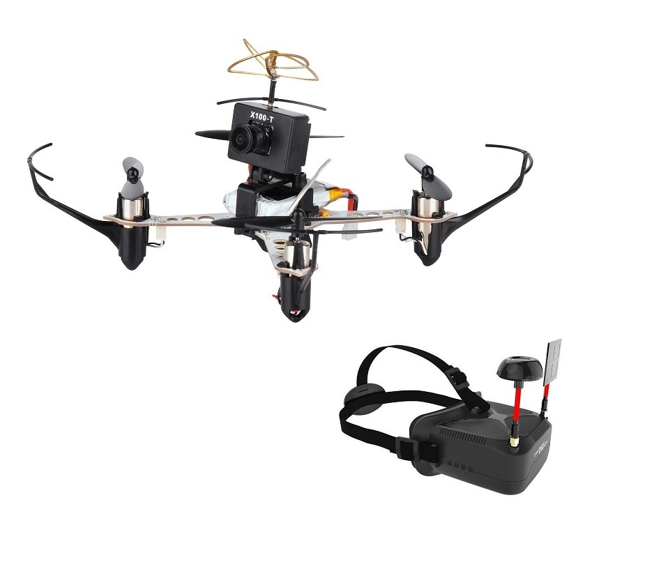 Rc Mini Racing Drone With Camera Amp Fpv Goggles Kit