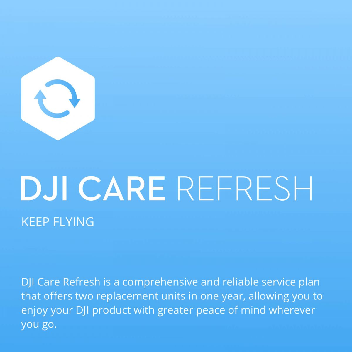 Mavic Mini Care refresh