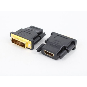 HDMI Socket to DVI Plug Adaptor Converter