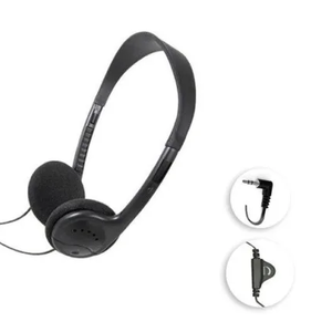 Stereo Headphones with Volume control